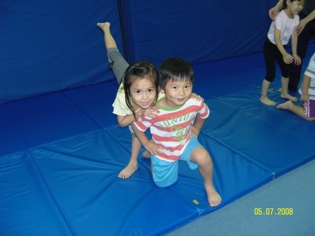 kids 幼儿体操